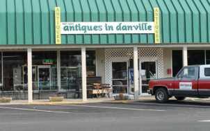 Not Just Antiques: Danville, KY