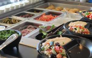 Sahara Mediterranean Cuisine; Lexington, KY