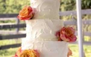 Martine's Wedding Cake