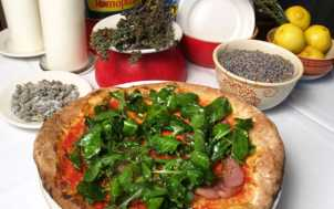 Pizza: Smashing Tomato