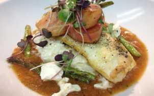 Azur Restaurant & Patio; Lexington, KY