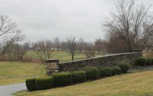 Houston Oaks Golf Course: Paris, KY