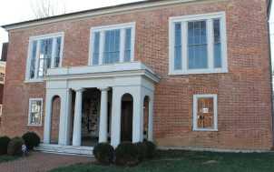 Latrobe's Pope Villa, Lexington