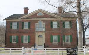 Liberty Hall Historic Site; Frankfort, KY