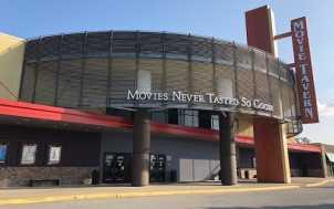 Movie Tavern Exterior