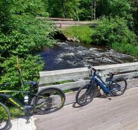 Cycling River