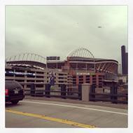 CenturyLink Field in Seattle