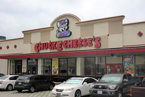 チャッキーチーズ