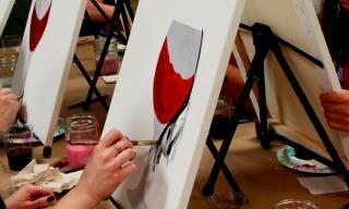 Arts and Corks Studio and Wine Bar