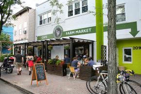 Bon Vivant Cafe Farm Market