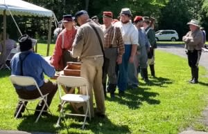 Massena Civil War Weekend