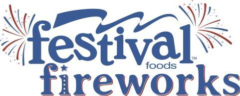 Festival Foods Fireworks Logo