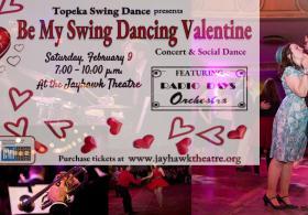 Be My Swing Dancing Valentine
