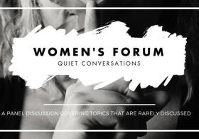 Women's Forum: Quiet Conversations