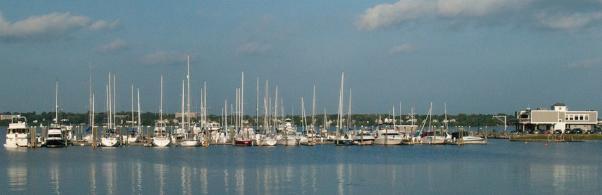 Blessing of the Fleet in Providence, RI