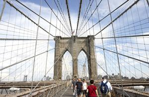 Brooklyn Bridge Photo by Alex Lopez
