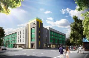 NEW HOME2 - Suites by Hilton Downtown University District