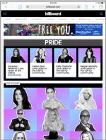 2017 Summer Marketing Campaign -  Online - Billboard.com - Blue Mountain Resort