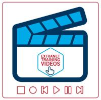 Extranet Training Videos Icon