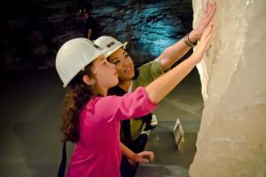 Kansas Underground Salt Museum