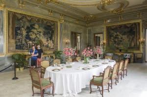 Staatsburgh Dining Room