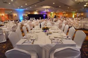 Banquet room interior