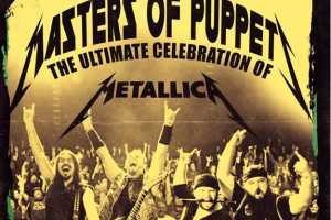 Masters of Puppet - Metallica tribute - Cover Photo