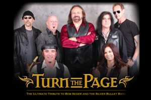 Turn The Page - Bob Seger Tribute - Cover Photo