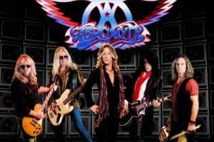 Aeromyth - Aerosmith Tribute - Cover Photo