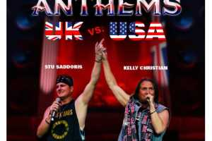 Anthems - UK vs USA - Cover Photo