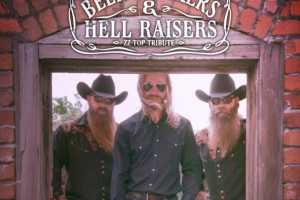 Beer Drinkers & Hell Raisers - ZZ Top Tribute - Cover Photo