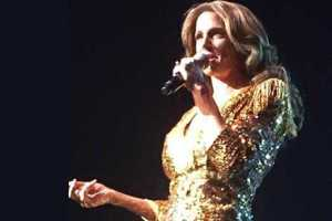 Salute to the music of Celine Dion - Mesquite MusicFest Concert - Cover Photo