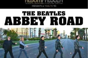 Albumpalooza presents Abbey Road by the Fab - Cover Photo