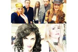 Fleetwood Nicks and Heart Alive - Cover Photo