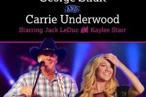 George Strait - Carrie Underwood Tribute - Cover Photo