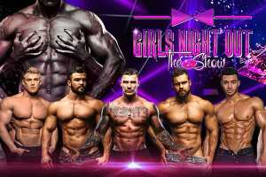 Girls Night Out The Show - Cover Photo