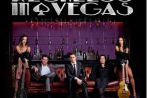 Reckless In Vegas - Modern Rock-Vintage Vegas - Cover Photo