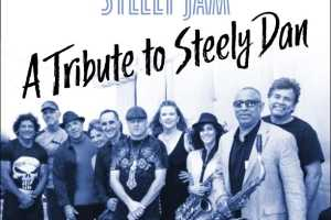 Steely Jam - Tribute to Steely Dan - Cover Photo