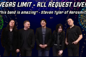 CasaPoolooza - Poolside concert with Vegas Limit - All Request Live - Cover Photo