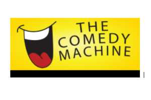 The Comedy Machine - Cover Photo