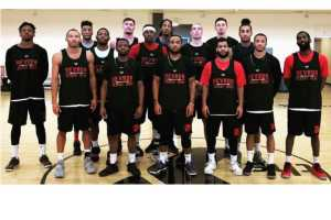 Mesquite Desert Dogs Basketball Game - Cover Photo