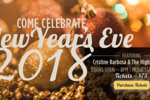 New Year's Eve Soiree at Ace Gillett's
