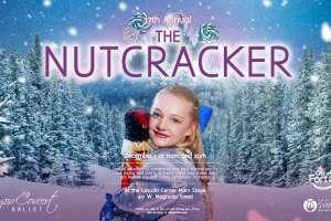 Canyon Concert Ballet Presents:  Educational The Nutcracker Matinees