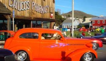 Annual Cayucos Car Show