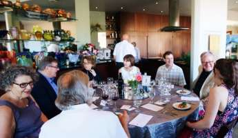 WinterMezzo II: Notable Encounter Dinner