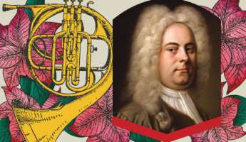 San Luis Obispo Master Chorale presents 4th Annual Handel's Messiah Sing-Along