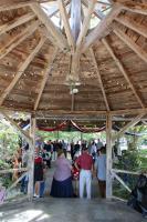 Conservation Plaza celebration