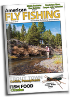 American Fly Fishing Cover