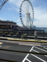 Hop On and Hop Off with an Emerald City Trolley Tour in Downtown Seattle - Great Wheel on the Waterfront