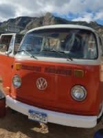 VW Mobile Visitor Bus - Delilah